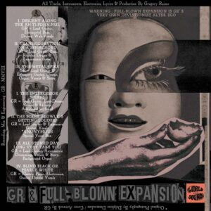 GR & Full-Blown Expansion (CD)