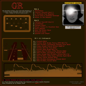 GR / Propel Tension On Polyester Base (Vinyl LP)