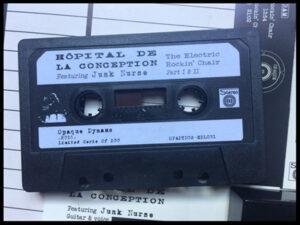 Hôpital De La Conception / The Electric Rockin' Chair (Tape)