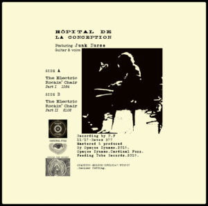 Hôpital De La Conception / The Electric Rockin' Chair (Vinyl LP)