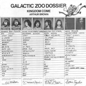 Arthur Brown's Kingdom Come / Galactic Zoo Dossier (Vinyl LP)