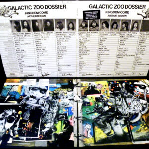 Arthur Brown's Kingdom Come / Galactic Zoo Dossier (Vinyl LP)