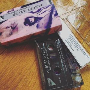 Albert Ayler / New York Eye And Ear Control (Tape)