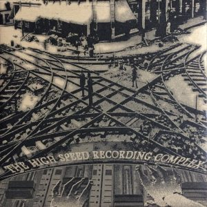 Michael Yonkers & GR / The High Speed Recording Complex (CD)