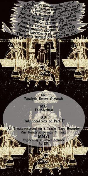 Paralytic FluXus / S.t (CD)