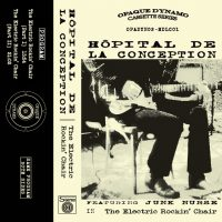 Hôpital De La Conception / The Electric Rockin' Chair (Tape)