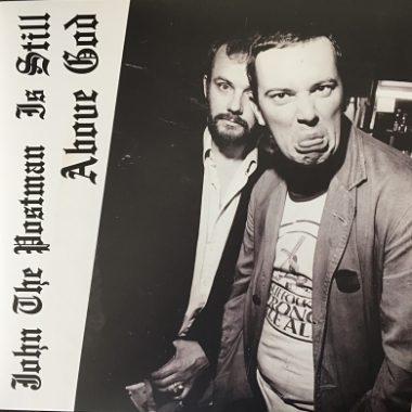 John The Postman / Is Still Above God (Vinyl LP - Overground Records)