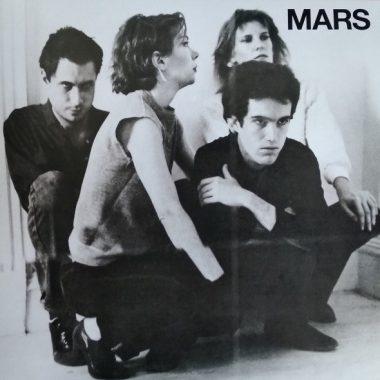 Mars / 3 E b/w 11,000 Volts (7″ Vinyl)