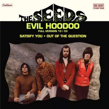 The Seeds / Evil Hoodoo (10″ Vinyl EP)