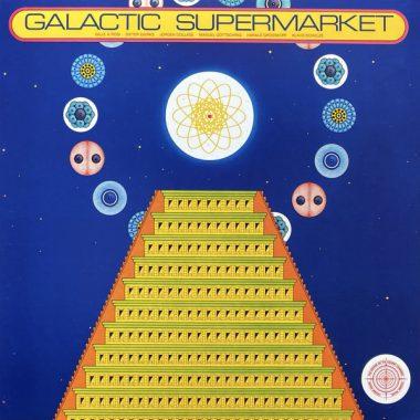 The Cosmic Jokers / Galactic Supermarket (Vinyl LP)