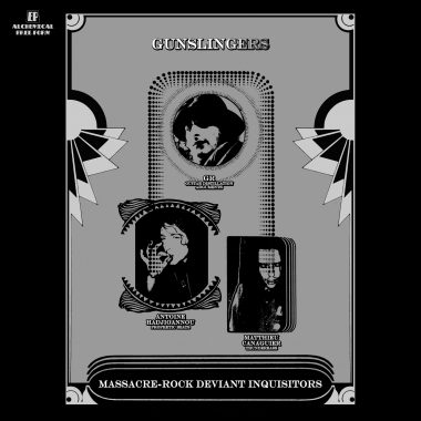 Gunslingers / Massacre-Rock Deviant Inquisitors (12″ Vinyl EP)