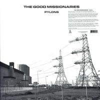 The Good Missionaries / Pylons (Vinyl LP - Color Disc)
