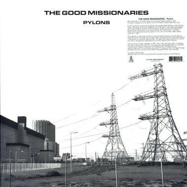 The Good Missionaries / Pylons (Vinyl LP - Color Disc)